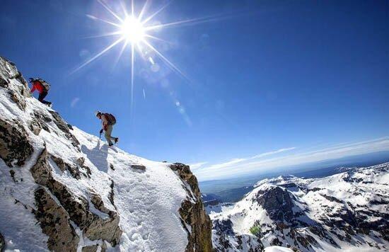تاثیرات صعود به ارتفاعات بر فیزیولوژی بدن، آرام حرکت کنید تا در امان بمانید