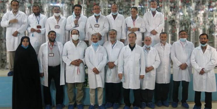 بازدید اعضای کمیسیون امنیت ملی مجلس از تاسیسات هسته ای فردو و نطنز