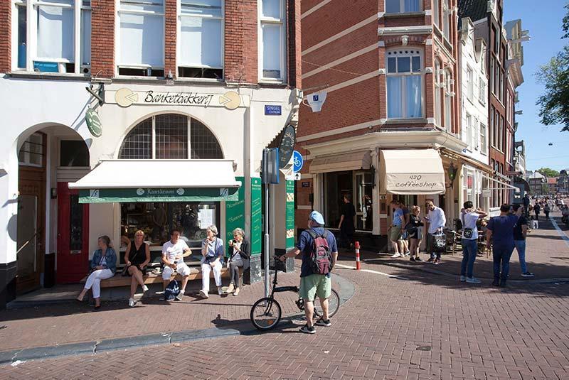 در آمستردام کجا استروپ وافل بخوریم؟