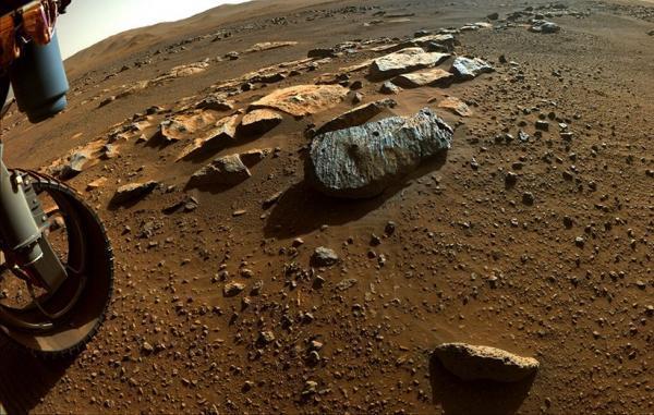 پشتکار ناسا شاید انتها آرزوی آوردن سنگ از مریخ به زمین را محقق کند